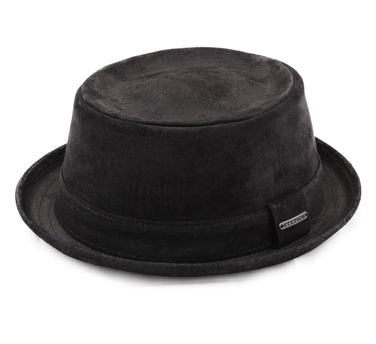 ea01a029698c04 Pork Pie Pig Skin - Hats Stetson