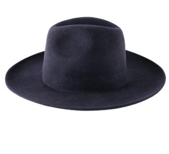 My Wide Fedora B Couture
