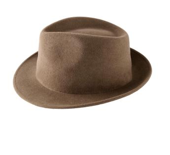 B Couture My Wide Trilby